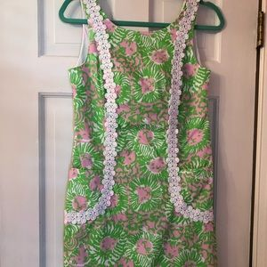 Lilly Pulitzer Ladies Shift Dress, Size 4